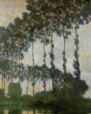 Poplars At Giverny 2