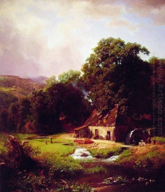 the old mill 1855