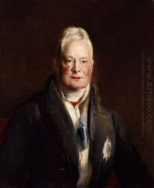 Portrait of King William IV (1765-1837)