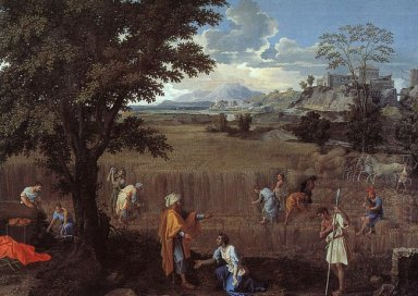 The Summer Ruth And Boaz 1664
