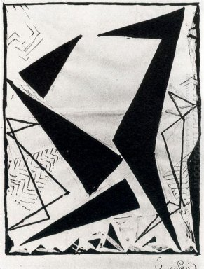 Study In Black And White 1924