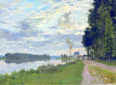 The Promenade At Argenteuil 02