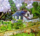 Houses In Auvers 1890