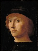 portrait of a man 1470