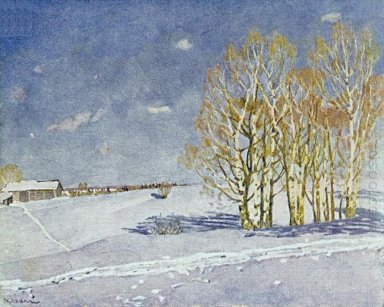 The Blue Winter Day 1915