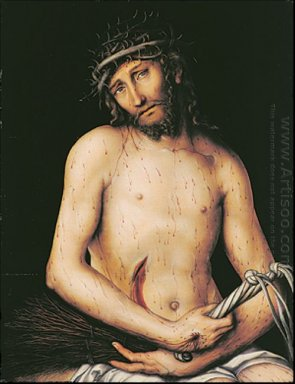 Chtist As The Man Of Sorrows 1515