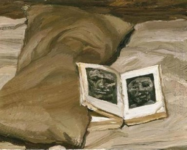 Still Life With A Book 1992