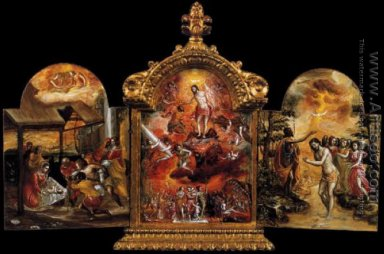 The Modena Triptych (front panels) 2