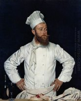 Le Chef de l'Hotel Chatham, Paris 1921