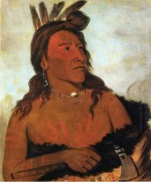 Little Bear, Hunkpapa Brave