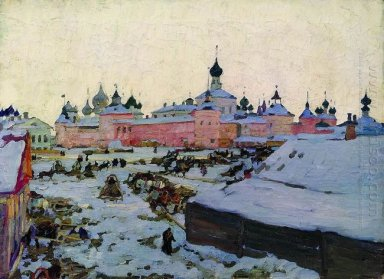 Spring Evening Rostov The Great 1906