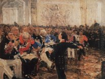 A Pushkin On The Act In The Lyceum On 8 Gen 1815 1910