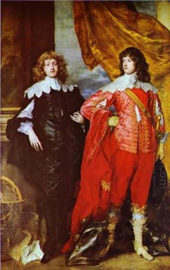 george digby 2nd earl of bristol and william russell 1st duke of