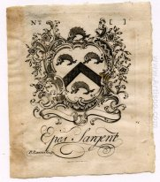 Epes Sargent Bookplate