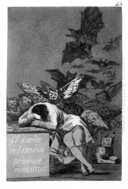The Sleep Of Reason Produces Monsters 1799