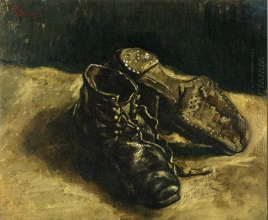A Pair Of Shoes 1887 1