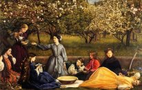 Apple Blossoms 1859