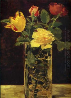 rose and tulip 1882