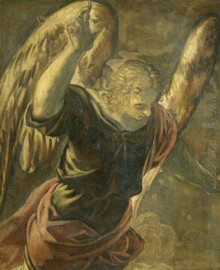 Annunciation The Angel 1594
