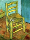Van Gogh S Chair 1889