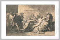 Death of Cato of Utica