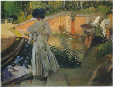 Watching The Fish 1907