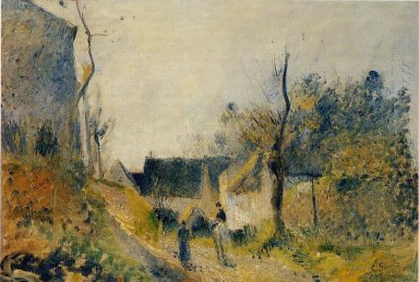 landscape at valhermeil 1878