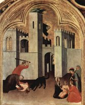 The Miracle of the Child Attacked and Rescued by Augustine Novel