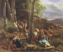 rushwood collectors in the Wienerwald