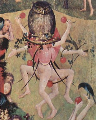 The Garden Of Earthly Delights 1516 11