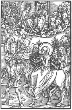 illustration to revelationes sancte birgitte 1500