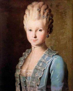 Retrato De Una Mujer Pintura Al óleo