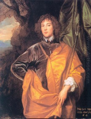 philip fourth lord wharton 1632