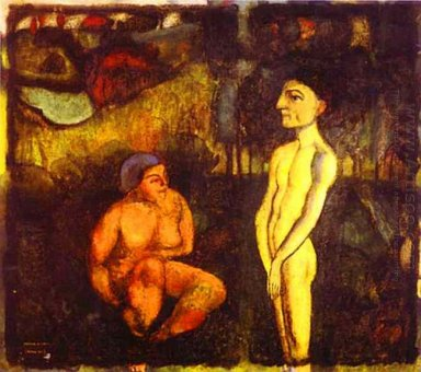 Paradise Adam And Eve