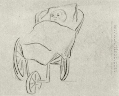 Baby In A Carriage