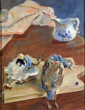 still life with game 1935