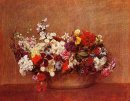 Flowers In A Bowl 1886