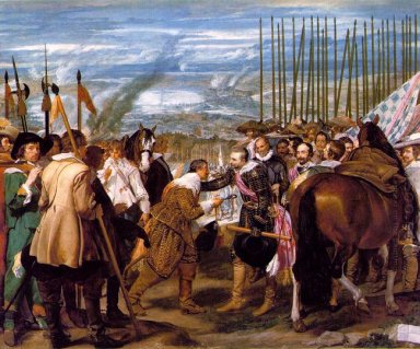 The Surrender Of Breda 1635