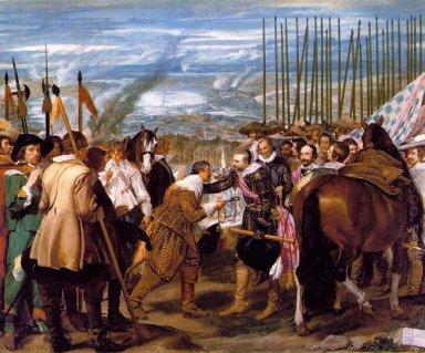 La resa di Breda 1635