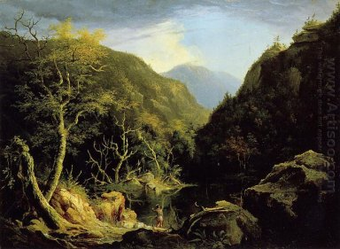 Autumn In The Catskills 1827