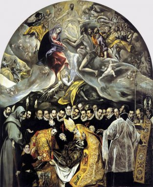 The Burial of the Count of Orgaz 1586-88