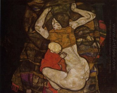 young mother 1914