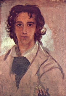 Self Portrait As A Young Man 1834