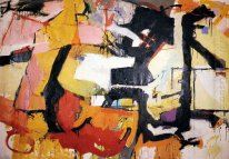 Abstract Force - Homage to Franz Kline