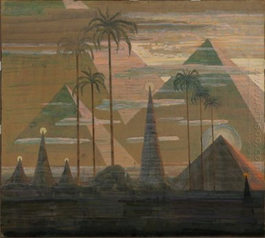 Andante Sonata Of The Pyramids 1909
