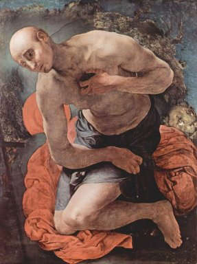 The Penitence Of St Jerome