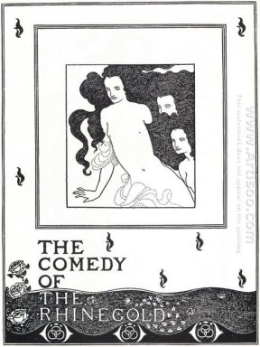 the comedy of the rhinegold frontispiece
