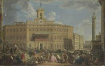 The Lottery at Palazzo Montecitorio