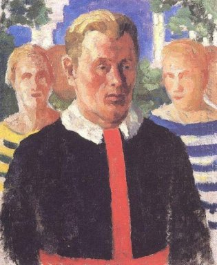 Portrait Of A Man 1933