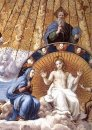 Disputation Of The Holy Sacrament Detail 1510